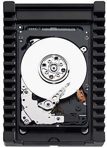 Western Digital WD VelociRaptor 500GB, SATA 6Gb/s (WD5000HHTZ)