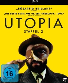 Utopia Season 2 (Blu-ray)