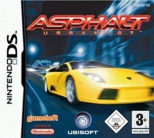 Asphalt Urban GT (deutsch) (DS)