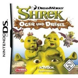 Shrek - Oger und Dresel (deutsch) (DS)