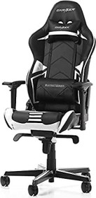 DXRacer Racing Pro Series Gamingstuhl, schwarz/weiß (OH-RV131-NW/GC-R131-NW-V2)