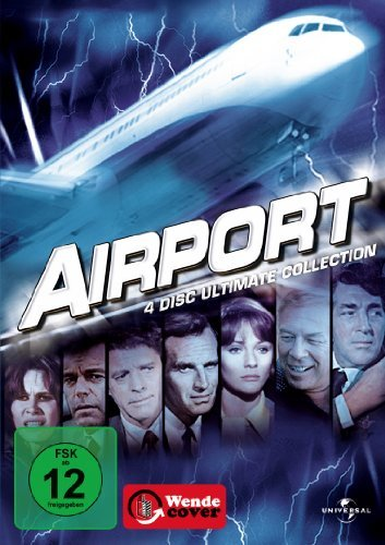 Airport Box (Filme 1-4) -- via Amazon Partnerprogramm