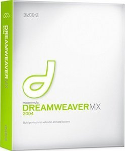 Adobe: Dreamweaver MX 2004 (angielski) (PC+MAC) (DWD070I000)