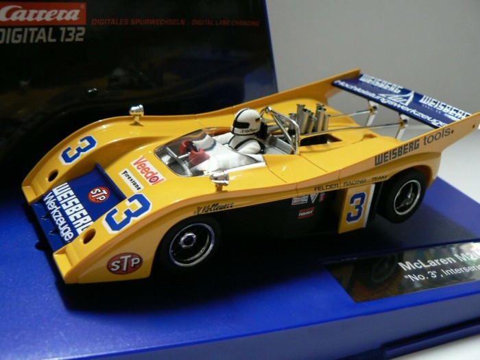 carrera digital 132 auto - mclaren m20 no.3 interserie '74 ab € 59