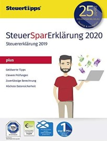 Akademische Arbeitsgemeinschaft SteuerSparErklärung Plus 2020 (deutsch) (PC)