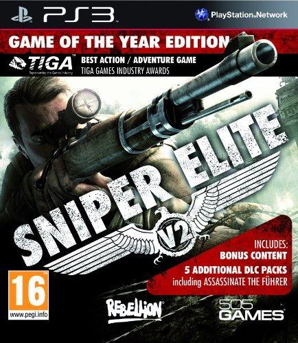 Sniper Elite V2 Deutsch Ps3 Ab 44 88 2019 Heise Online