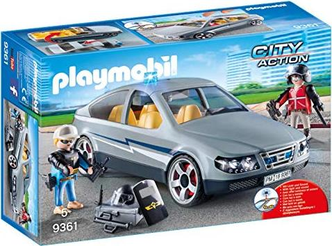 playmobil - City Action - SEK-Zivilfahrzeug (9361) -- via Amazon Partnerprogramm