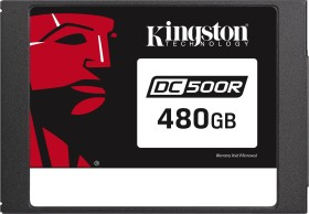 Kingston DC500R Data Center Series Read-Centric SSD - 0.5DWPD 480GB, SED, SATA (SEDC500R/480G)
