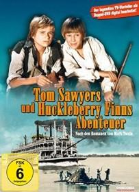 Tom Sawyer und Huckleberry Finns Abenteuer (DVD)
