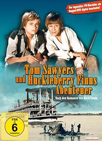 Tom Sawyer und Huckleberry Finns Abenteuer -- via Amazon Partnerprogramm