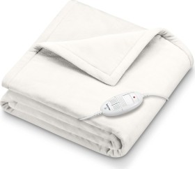 Beurer HD 75 Cosy heated blanket white