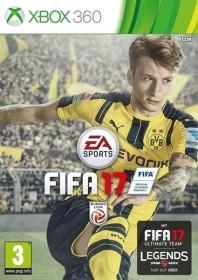 EA Sports FIFA Football 17 (Xbox 360)