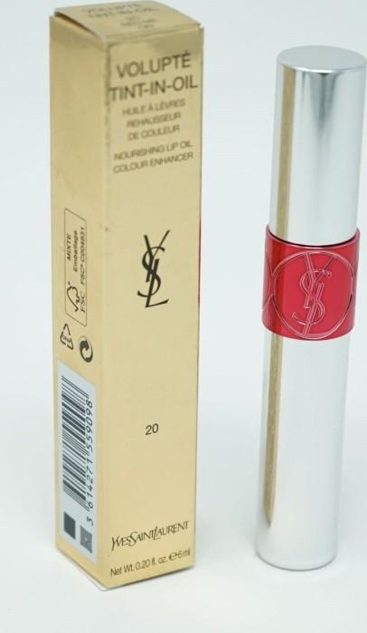Yves Saint Laurent Volupté Tint in Oil Lipgloss 20 Red Me On 3.5ml -- via Amazon Partnerprogramm