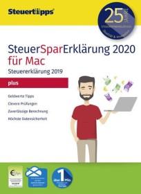 Akademische Arbeitsgemeinschaft SteuerSparErklärung Plus 2020, ESD (deutsch) (MAC)