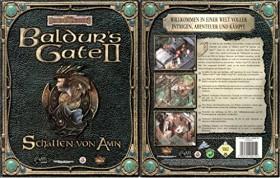 Baldur's Gate II - Schatten von Amn (PC)