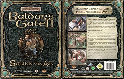 Baldur's Gate II - Schatten von Amn (niemiecki) (PC) -- via Amazon Partnerprogramm