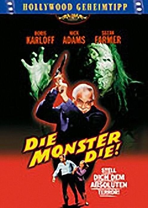 Die, Monster, Die! -- via Amazon Partnerprogramm