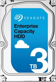 Seagate Exos E 7E8 3TB, 512n, SATA 6Gb/s (ST3000NM0005)