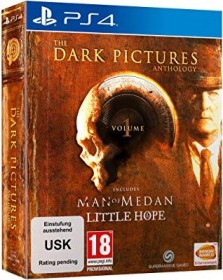 The Dark Pictures Anthology Volume 1 (PS4)