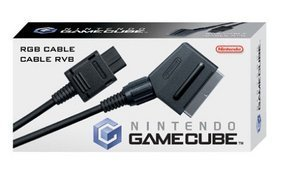 Nintendo RGB-przewód SCART (GC) (1610566)