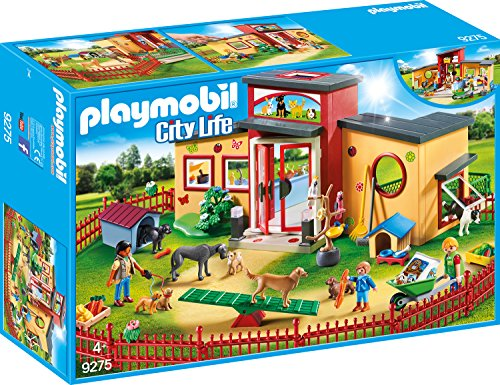 playmobil - City Life - Tierhotel Pfötchen (9275) -- via Amazon Partnerprogramm