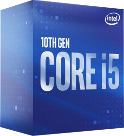 Intel Core i5-10400 (Q0), 6C/12T, 2.90-4.30GHz, boxed (BX8070110400/SRH78)