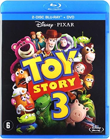 Toy Story 3 (Blu-ray) (UK) -- via Amazon Partnerprogramm
