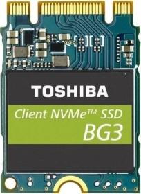 KIOXIA BG3 Client SSD 512GB, SED, M.2 (KBG3AZMS512G)