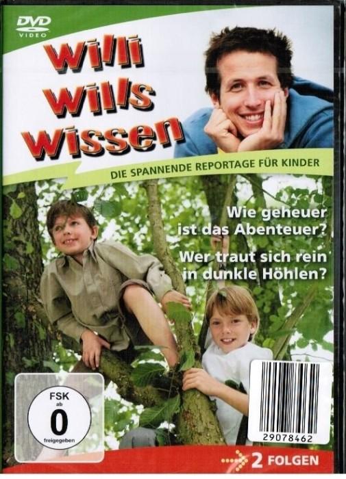 Willi wills wissen: Wie geheuer ist das Abenteuer? -- via Amazon Partnerprogramm
