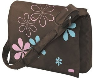 "Trust Madrid notebook Messenger Bag 15.6"" messenger bag brown (17037)"