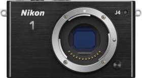 Nikon 1 J4 schwarz Body