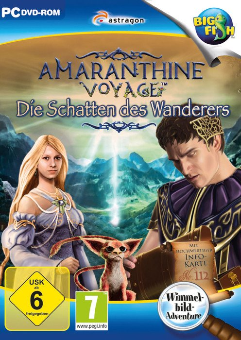 Amaranthine Voyage: Die Schatten des Wanderers (PC)
