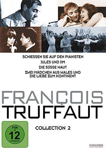 François Truffaut Collection 2 -- via Amazon Partnerprogramm