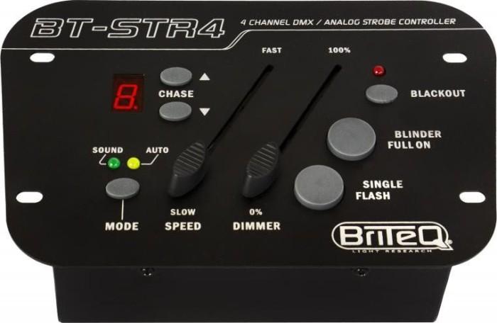 Briteq BT-STR4 Stroboskop Controller