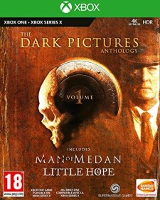 The Dark Pictures Anthology Volume 1 (Xbox One)