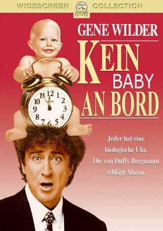Kein Baby an Bord -- via Amazon Partnerprogramm