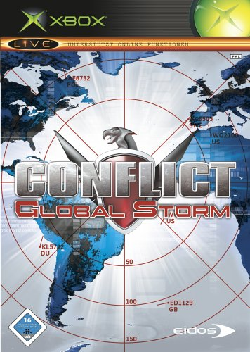 Conflict: Global Storm (German) (Xbox) -- via Amazon Partnerprogramm