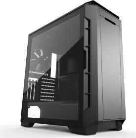 Phanteks Eclipse P600S Satin Black, schwarz, Glasfenster, schallgedämmt (PH-EC600PSTG_BK01)