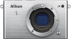 Nikon 1 J4 silber Body