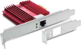 TP-Link TX401, RJ-45, PCIe 3.0 x4