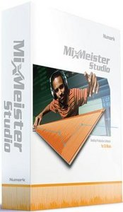 Numark: MixMeister Studio (deutsch) (PC)