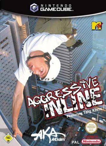 Aggressive Inline (German) (GC) -- via Amazon Partnerprogramm