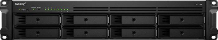 Synology RackStation RS1219+ 4TB, 16GB RAM, 4x Gb LAN, 2HE