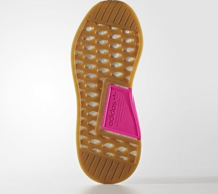 adidas NMD_R2 grey twogrey threeshock pink (Herren) (BY9317) ab ? 75,99