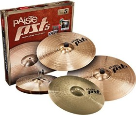 Paiste PST 5 Rock XL set