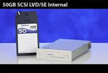 OnStream ADR50 50GB Intern/LVD-SCSI