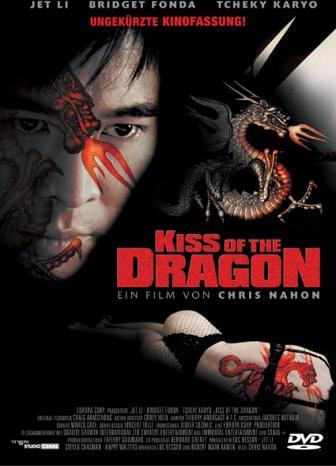 Kiss Of The Dragon -- via Amazon Partnerprogramm