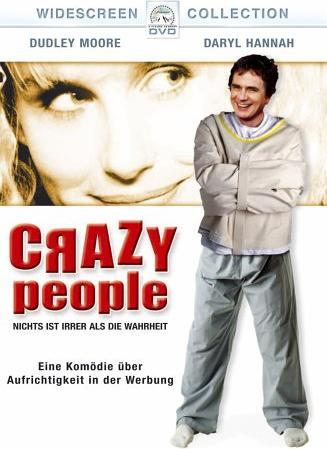 Crazy People -- via Amazon Partnerprogramm