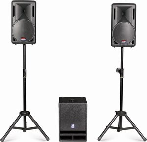 dB Technologies Entertainer M500 System