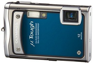 Olympus µ Tough 8000 blue (N3589092)